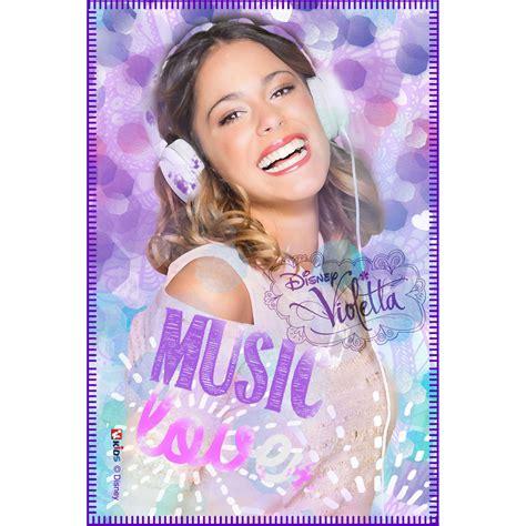 imagenes de violetta love music passion couverture polaire violetta disney music love