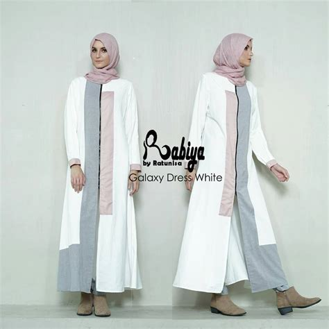 Cloud Bird Dress Set Muslim Anak Gamis Anak Dress Anak jual baju overall dewasa newhairstylesformen2014