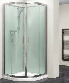 Bathroom Showers Cubicles Moods 900mm Hydro Quadrant Shower Cabin Enclosure Aqua Glass Bathroom Cubicle With 5 Year