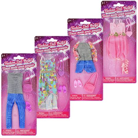 1 dollar fashion clothes bulk trendy fashion doll with accessories at