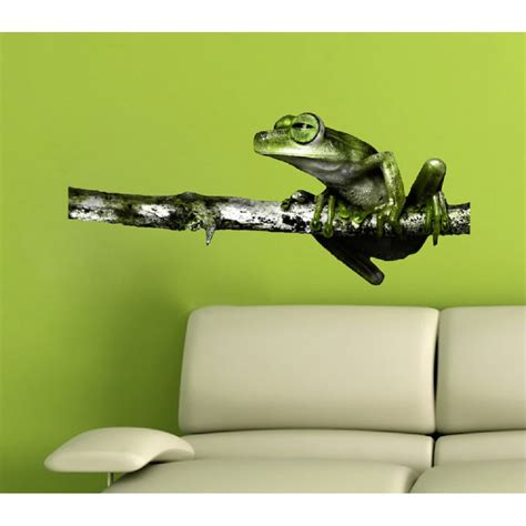 frog wall stickers frog wall decal mural wall decals primedecals
