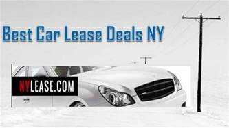 Car Lease Deals Used Best Car Lease Deals Ny