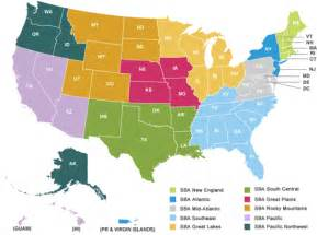 us map with capitals and regions southwest region states and capitals map image map for