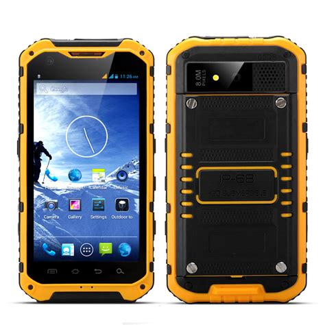 wholesale rugged phone android mobile phone from china
