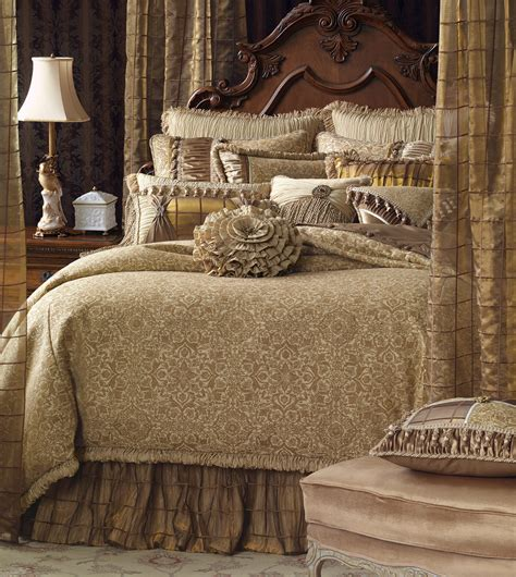 luxury bedding collections comforters marquise luxury bedding by eastern accents joliet collection