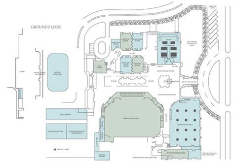 layout ice bsd bicc floor plan