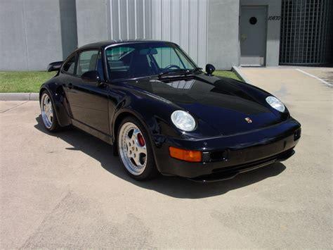 1994 porsche 911 turbo 1994 porsche 911 3 6 turbo quot s quot flat nose