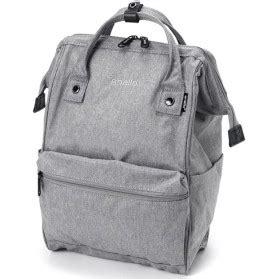 Anello Tas Ransel Kanvas Oem White tas ransel laptop backpack notebook harga murah jakartanotebook
