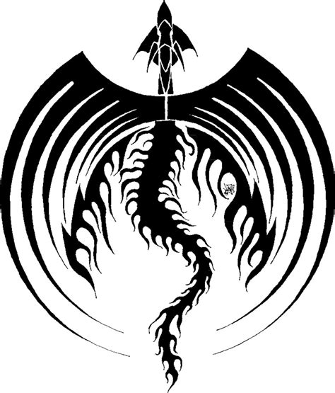 black dragon tattoo legian awesome dragon tattoo idea matt miscellany pinterest