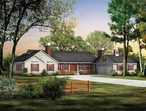 Rancher Home Plans by Ranch Style Home Plans Eplans