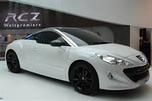 Buy Peugeot Rcz Peugeot Rcz History Photos On Better Parts Ltd