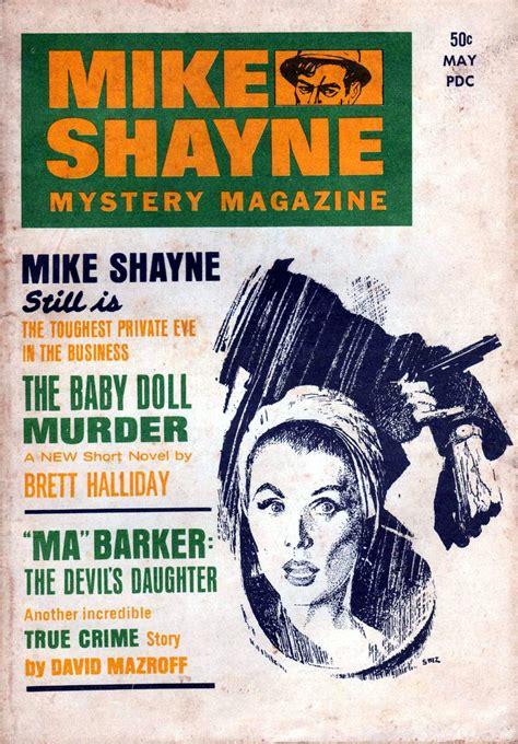 rough edges forgotten books mike shayne mystery magazine