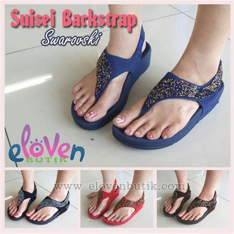 Sepatu Sandal Fitflop harga fitflop due shoes