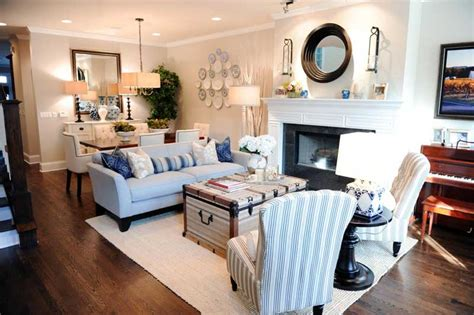 12 decorating ideas for small living room design and