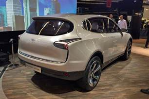 Electric Cars 2017 Suv Thunder Power Electric Cars At The 2017 Frankfurt Motor