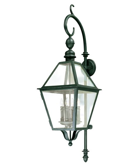 Troy Lighting B9623 Townsend 4 Light Outdoor Wall Light Troy Outdoor Lighting