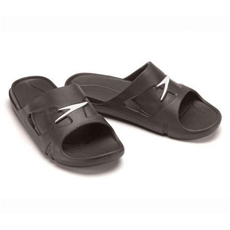 speedo sandals speedo mens slide summer pool shoes flip