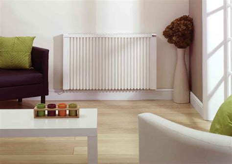 heat room central heating installation