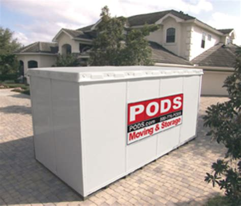 moving pod pods moving storage has 23 reviews and average rating of