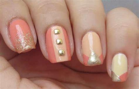 imagenes de uñas acrilicas color salmon u 241 as decoradas color salm 243 n u 241 as decoradas club