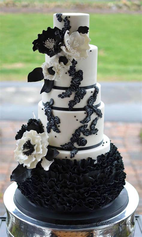 Wedding Cakes Black And White by Wedding Cake Black And White Www Imgkid The Image