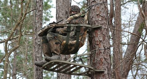 tree stand how to give your treestand cover