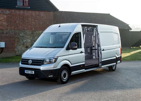 volkswagen crafter 2017 volkswagen crafter 2017 review honest
