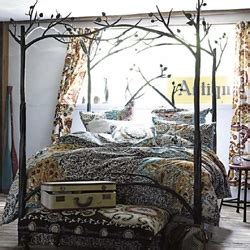 Forest Canopy Bed The Gallery For Gt Forest Canopy Bed White