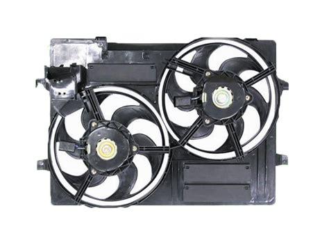 jaguar x type fan module jaguar x type x type 02 07 radiator a c ac fan