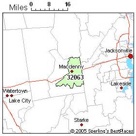 best place to live in macclenny zip 32063 florida
