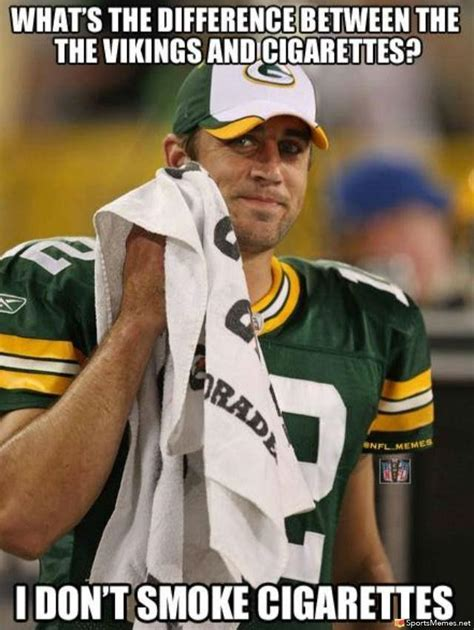 Aaron Rodgers Memes - green bay packers memes