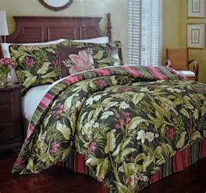 Tropical Bedding Sets Uk Waverly Wailea Coast 4pc Comforter Set