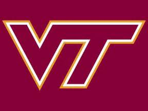 virginia tech colors college fabric of the day virginia tech hokies j o