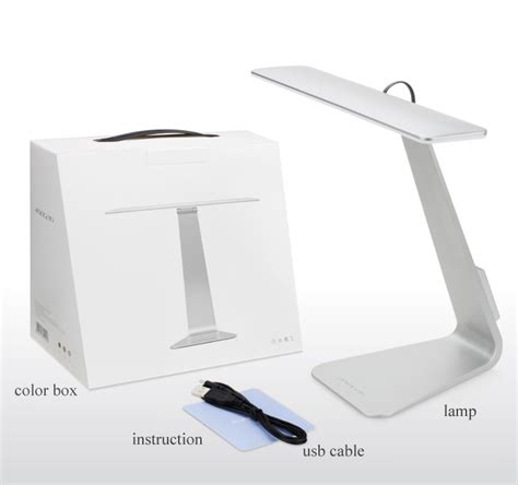 portable luminaire table l battery operated led reading l modern touch portable
