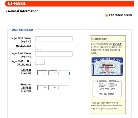 Printable Job Applications U Haul | u haul job application apply online