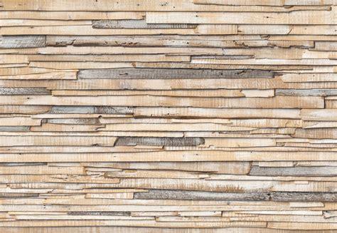 fotobehang whitewashed wood industrieel behang muurmodenl