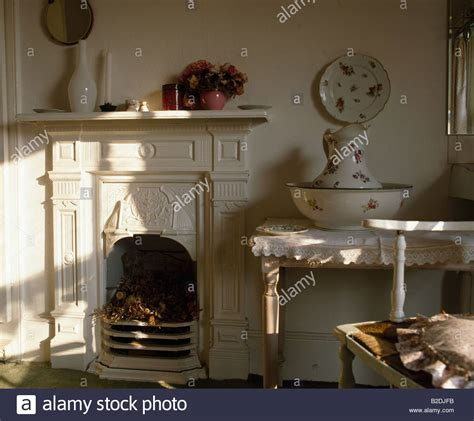 white bedroom with traditional fireplace white bedroom white victorian fireplace in bedroom with large jug and