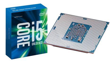 Intel I5 6600k 1 intel i5 6600k die bessere skylake cpu f 252 r spieler