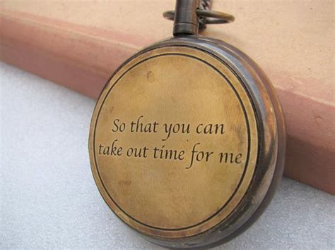 great engraving quotes manly replica compass in a wooden box great for