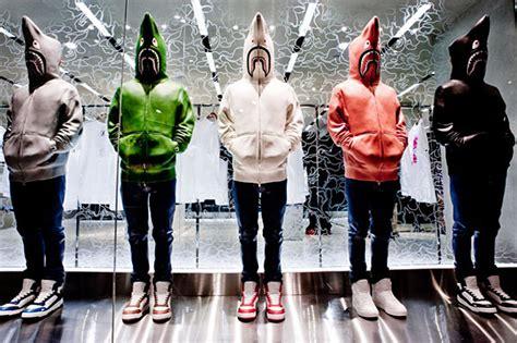 jacket design singapore bape store singapore opening hypebeast