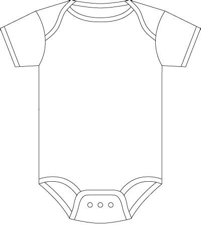 printable onesie template onesie template for baby predictions projects to try