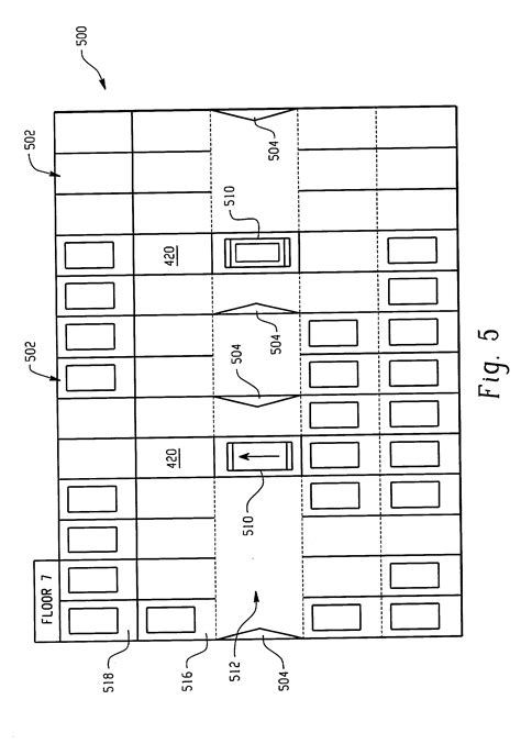 Parking Garage Planes P2399 patent us20030069665 architecture for presenting and managing information in an automated