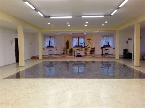 pavimenti chiese pavimenti in resina chiesa di san francesco vertum