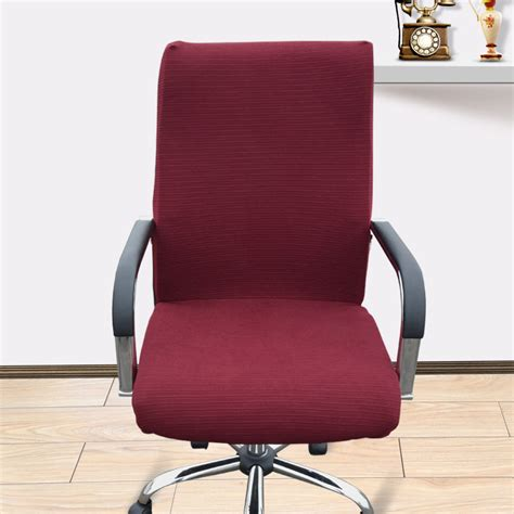 Fitted Armchair Covers by 2016 Large Size Elastic Chair Cover Fit For Armchair In The Office Side Zipper Design Chair