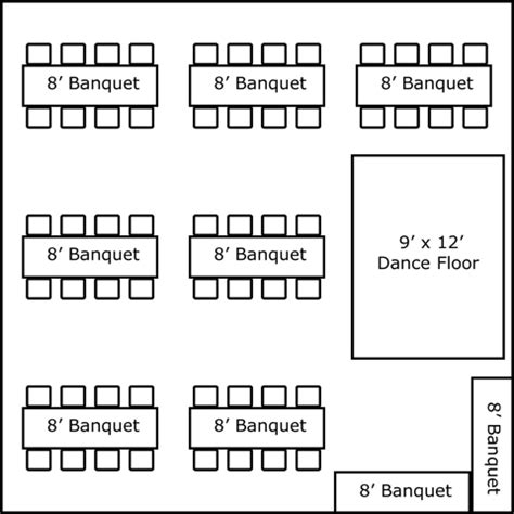 banquet table seating chart nj banquet seating chart arrangements seating