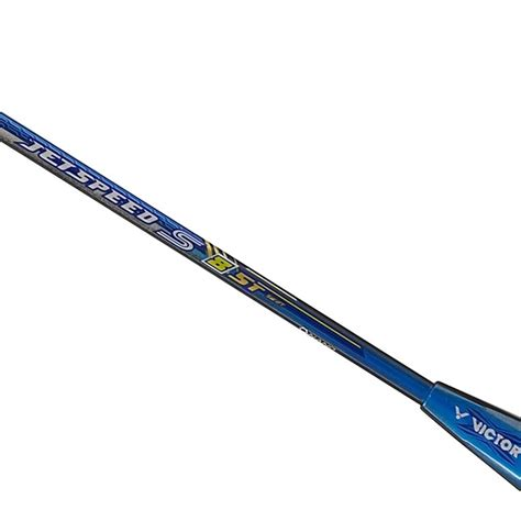 Raket Victor Jetspeed S 8st victor jetspeed s 8st badminton racket free restring