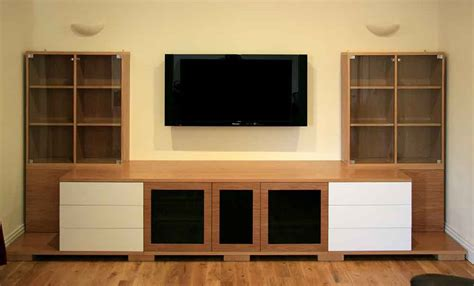 wall media unit image gallery oak tv media cabinets