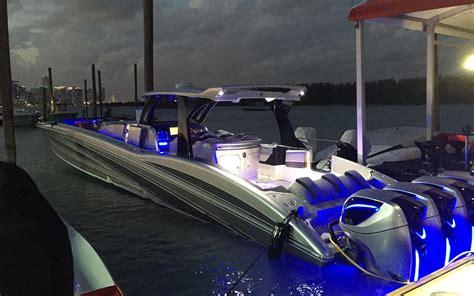 boat show 2017 mti v 57 making big waves at the 2017 miami boat show