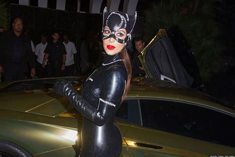 kim kardashian s catwoman halloween costume could not