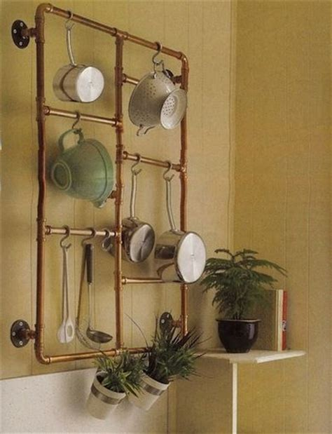 Pipe Pot Rack by 10 Top Diy Pipe Fitting Projects